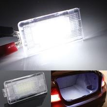 1x12 V ног Чемодан багажнике подсветки перчаточного ящика светодиодный светильник для BMW E36 E38 E39 E46 E60 E60 E61 E65 E66 E82 E88 E90 E90 E91 E92 E93