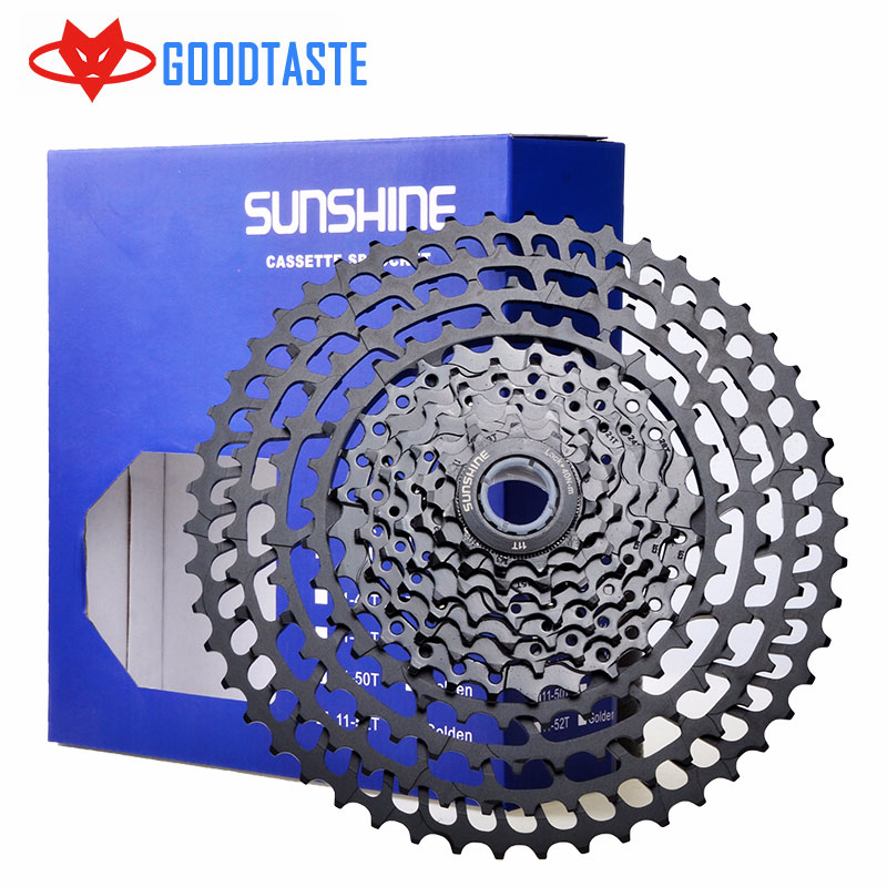Cdg Free Shipping Sunshine Mtb11 Speed 11 50 T Tape 365g Automatic Recirculation Mountain M9000 M8000