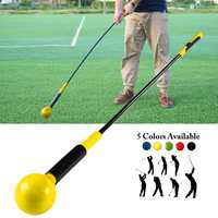 120cm Golf Indoor Outdoor Practice Swing Aids Tool Beginners Auxiliary Training Equipment Swing Exercise Stick Golf Equipment