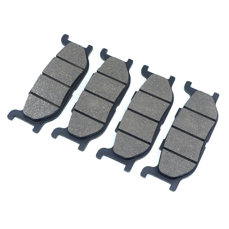 For <font><b>Yamaha</b></font> Diversion <font><b>XJ600</b></font> 1991-1997 XJ600N 1995-1997 XJ600S 1992-1997 Front Brake Pads 2 Pairs image