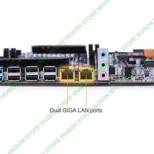 Image 5 - Discount motherboard bundle HUANAN ZHI dual X79 LGA2011 motherboard with M.2 slot dual CPU Intel Xeon E5 2670 V2 RAM 64G(4*16G)