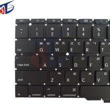 New US KR keyboard for Macbook Air 11″ A1370 A1465 AMERICA Korea Korean Standard Keyboard 2011 2012 Years