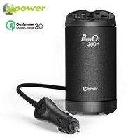 XP Car Inverter 12V DC to 220V AC Auto Power Inversor 12 V 220 V with QC 3.0 USB Charger Air Purifier 230 Volt Voltage Converter