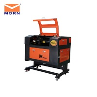 portable aluminum Portable household mini laser cutting engraving machine with electrical lift table and aluminum table (1)