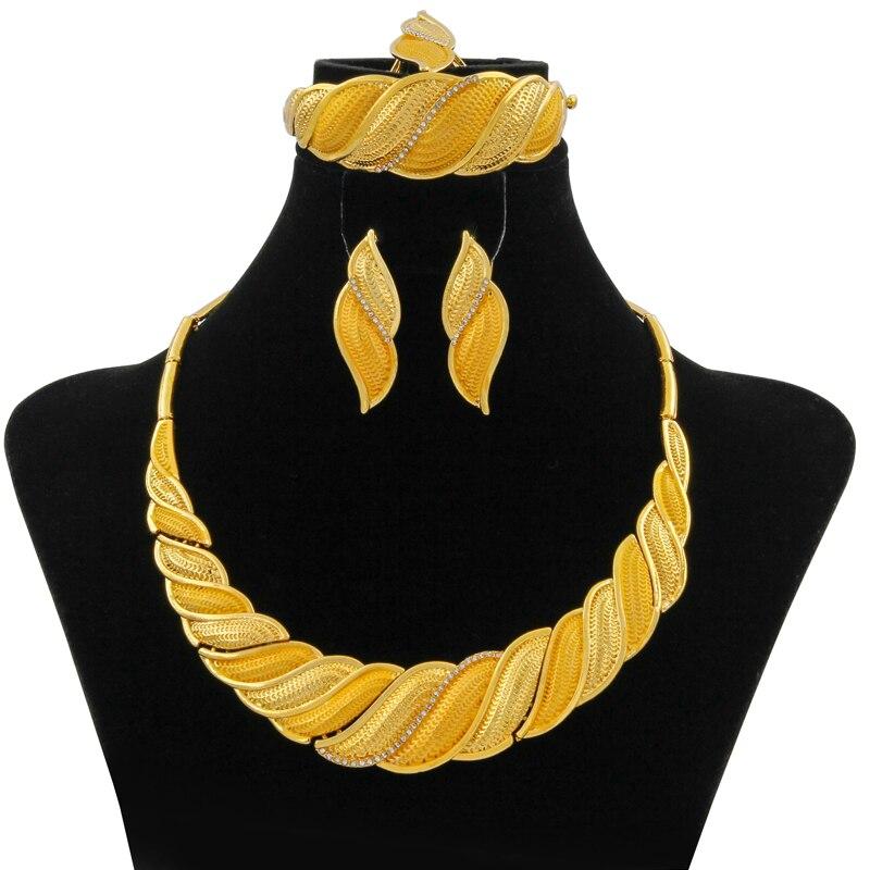 Dubai African Jewelry Sets...