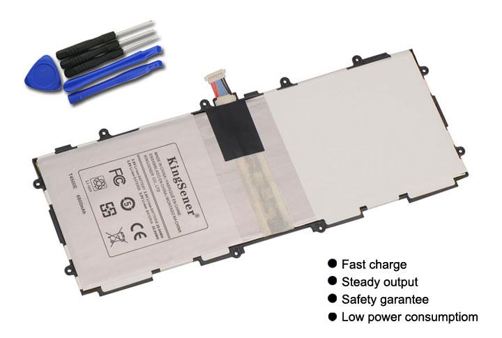 KingSener T4500E T4500C ersättningsbatteri för Samsung Galaxy Tab 3 - Laptop-tillbehör - Foto 2