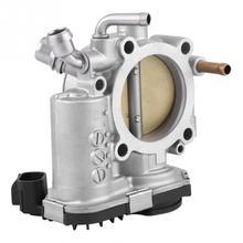 Metall Gas Körper Gehäuse Montage für Chevrolet Aveo Aveo5 Cruze Sonic Pontiac G3 55577375 Drosselklappengehäuse
