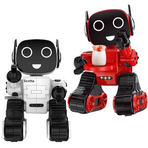Image 4 - Cute Remote Control Intelligent Robot Toy Voice Activated Interactive Recording Sing Dance Storytelling RC Robot Toy Kids Gift