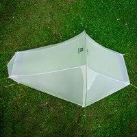 KAILAS Dragonfly UL двухслойная кемпинговая палатка водостойкая Складная кемпинговая палатка алюминиевый сплав анти УФ наружная пляжная походная