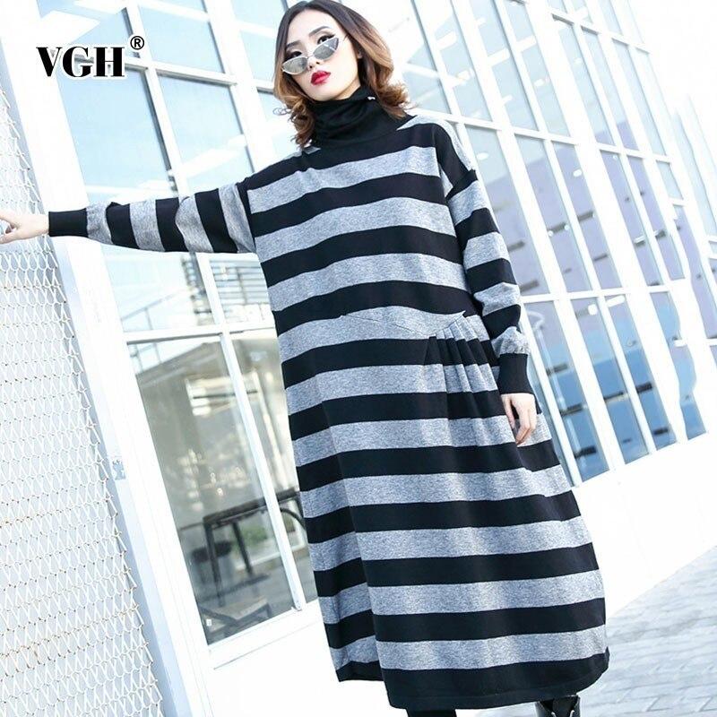 vgh robes dress couleurs dress longues hit robe des femme gray de mode tricot d contract s. Black Bedroom Furniture Sets. Home Design Ideas