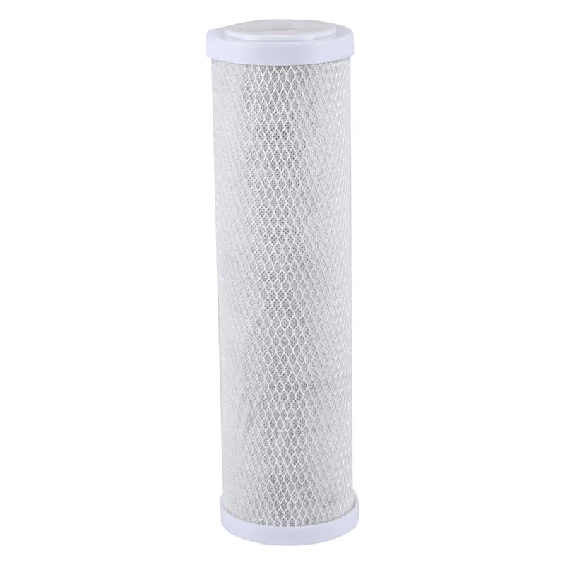 3 Piezas Universal 10 Pulgadas Purificador De Agua Para El Hogar Filtro De Bloque De Carbono-reemplazar Filtro Purificador De Agua Cto