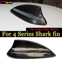 For BMW 4 Series F32 2DR Hard Top 420i Auto Car Shark Fin Roof Decorative Decorate Antenna Carbon Fiber Car Exterior Parts 13 18