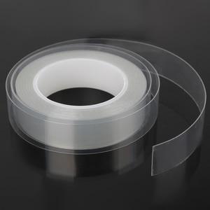 Image 5 - YOSOLO Película protectora de pintura de 1,5 cm x 5m, Protector contra rasguños de puerta, antiarañazos pegatina, molduras de estilismo para bordes de puerta de coche