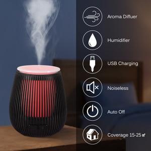 Image 3 - Air Humidifier Diffuserน้ำมันหอมระเหยน้ำมันหอมระเหยกลิ่นAroma Diffuser Mist Makerความชื้นสำหรับHome