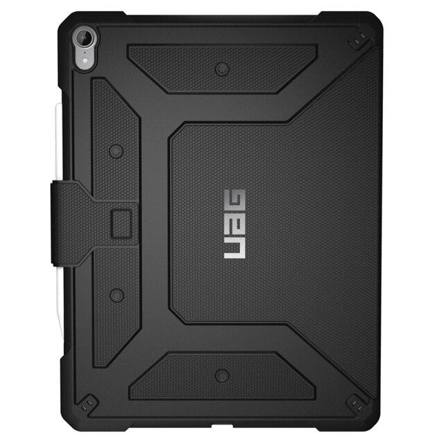 """Защитный чехол для iPad Pro 12.9"""" 2018 серия Metropolis цвет черный/121396114040/8"""