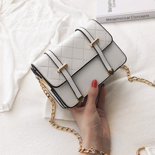 цена на Luxury Brand Flap Crossbody Bags Women 2019 High Quality PU Leather Female Designer Handbags Ladies Chain Shoulder Messenger Bag