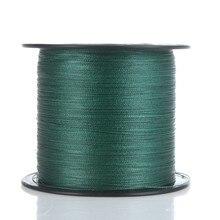 1500YD 100LB 0,5 мм Dyneema леска прочная плетеная 4 нити