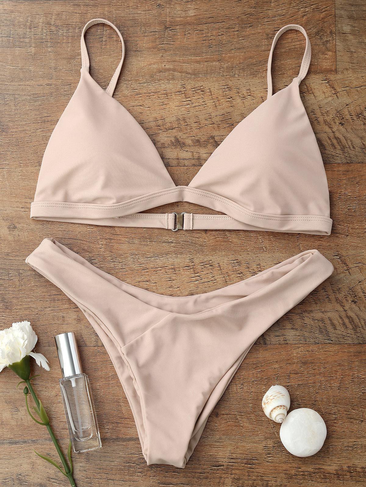 Summer Womens Padded Push-up Bikini Set Swimsuit Bathing Suit Swimwear Beachwear