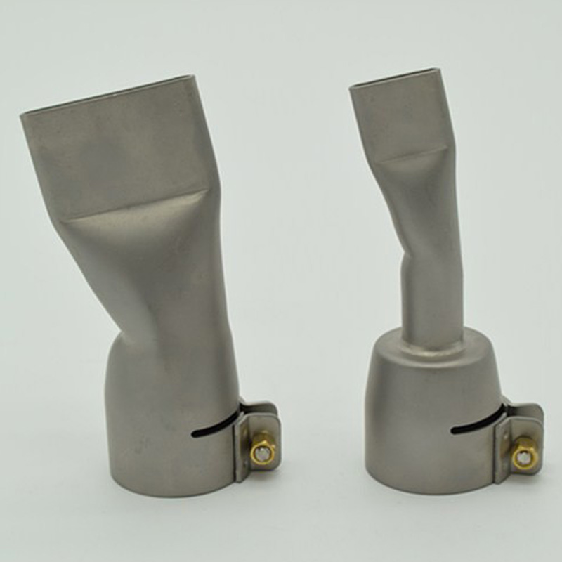 Tools : 20Mm Flat Welding Nozzles  40Mm Rollers 40Mm Flat Nozzle For Handheld Hot Air Welder