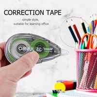 2pcs/set Correction Tape White Sticker Corretiva Papeleria Stationery Study Office Biggest-selling Tools Office School Stationer