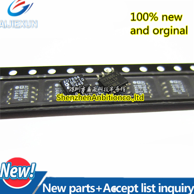 1pcs New And Orginal AD7894BRZ-10 AD7894BR AD7894 SOP-8 In Stock