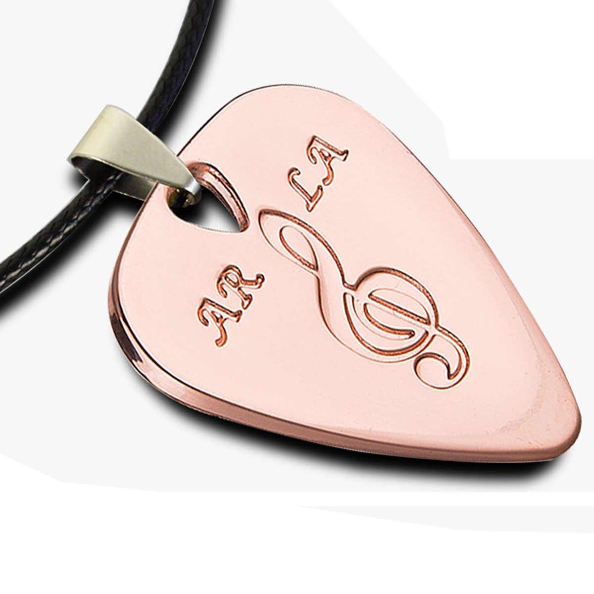 1 Pcs מתכת גיטרה פיק 0.38mm דק עמיד כסף צבע מקצועי בס Ukelele גיטרה מבחר
