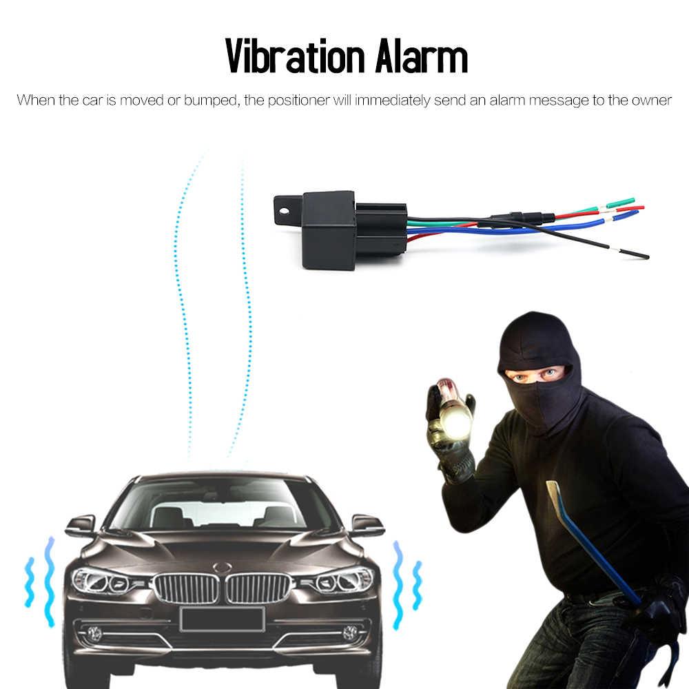 Gps Car Tracker >> Detail Feedback Questions About Car Relays Gps Tracker Car Shock