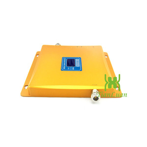 Image 3 - TianLuan GSM 900 mhz + 3g W CDMA 2100 mhz Dual Band Handy Signal Booster 2g 3g handy Signal Repeater mit Netzteil