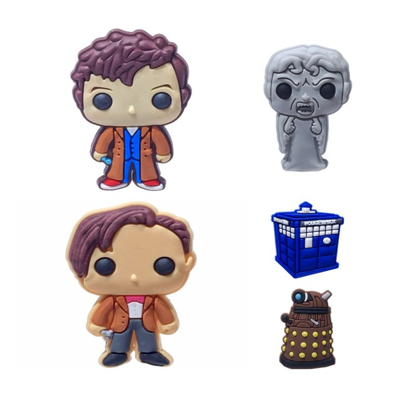1pcs Doctor Who Cute Cartoon Cute Mini Figure Magnetic Stickers for Kids PVC Blackboard Magnets Fridge Magnets Xmas Gift1pcs Doctor Who Cute Cartoon Cute Mini Figure Magnetic Stickers for Kids PVC Blackboard Magnets Fridge Magnets Xmas Gift