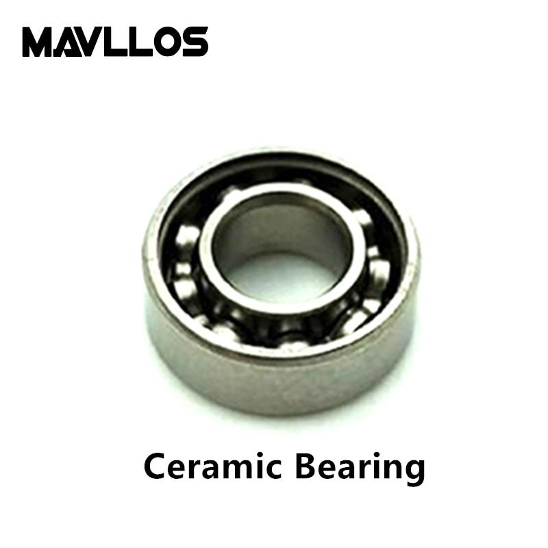 Mavllos SIC Ceramic Bearings Fishing Accessory Spinning Baitcasting Reel Bearing Suit For Daiwa Tatula / Abu Garcia / Calcutta