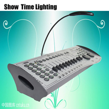 Professional Stage Lighting DMX 240A Controller White body Console DJ Equipment 512 Control LED Par Moving Head Showtime