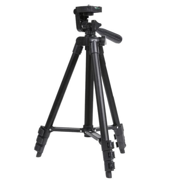 Professional Portable Photo Smartphone Mount Digital Camera Tripod Stand Universal Travel For iPhone Camera Tripod Phone Holds