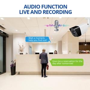 Image 2 - Wetrans Security Camera System 1080P Audio HD CCTV Wifi Camera NVR Surveillance Kit Wireless Outdoor Waterproof 4CH 2CH