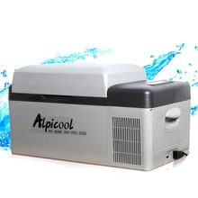 20L 52x32x32 см, 12/24 V Портативный приложение Conrtol мини-холодильник для автомобиля Морозильник кемпинг лодки Caravan мини-бар компрессор холодильники