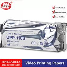 20X Rolls ultrasound UPP 110S 110mm*20m B-recorder UPP-110S thermal b-sheets A6