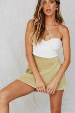 Summer Casual Skirts 2019 New Women Solid Elastic High Waist Short Mini A-Line Skirt Hot