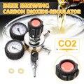 CO2 регулятор для газовой бутылки углекислый газ СО2 регуляторы редуктор давления для напитков пива W21.8 двойной измерительный прибор регулят...