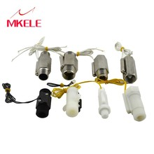 MKELE Stainless Steel And Plastic Piston Flow Sensor Switches Series High Quality Liquid Water Control Meter Flowmeter