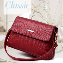 2019 New Elegant Shoulder Bag Women Small Envelope High Quality PU Leather Messenger Bags Ladies With 2 Straps