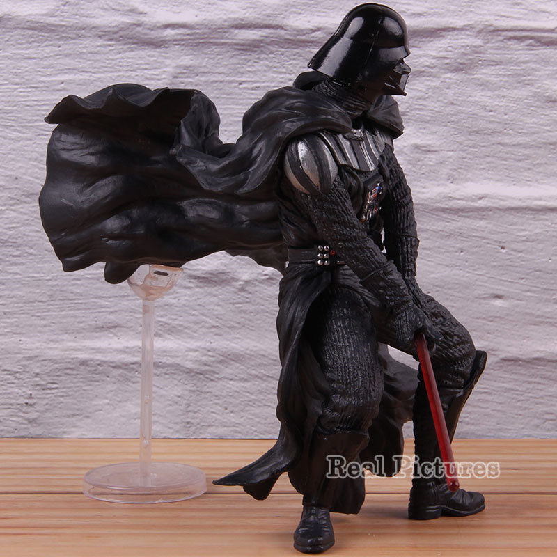 Image 4 - Darth Vader Figure Gallery Action PVC Collectible Movie Star Wars Model Toy Anakin SkywalkerAction & Toy Figures   -