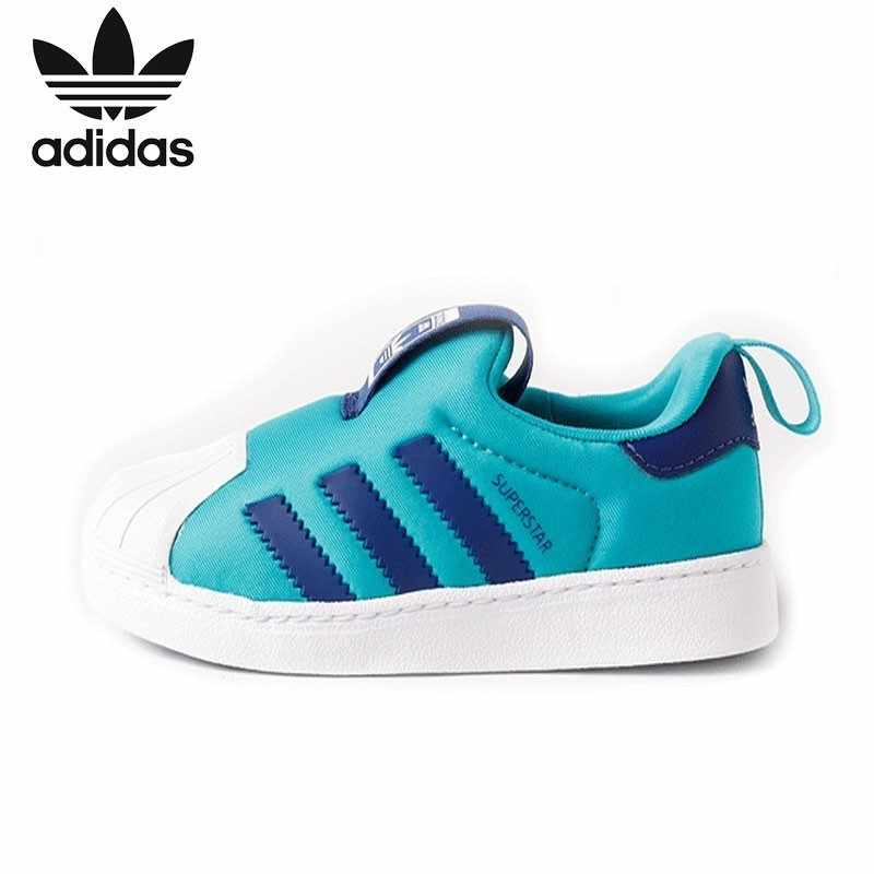 cheap for discount 68d24 1b724 Detail Feedback Questions about ADIDAS KIds New Arrival Clover Superstar  Running Shoes Stable Anti skid Sneaker B75613 on Aliexpress.com   alibaba  group