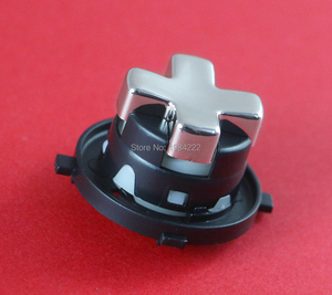 Image 5 - Chrome Silver Grey With Black Base Transforming DPAD D Pad Button For XBOX 360 Controller