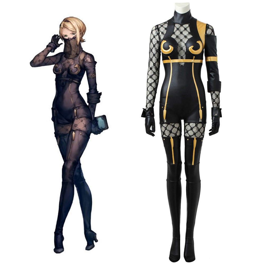 NieR Automata Operator 6O 21O Cosplay Costume Custom Made