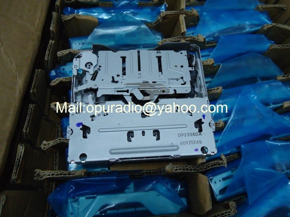 Alpine AP07 лазерный механизм загрузки cd-дисков DP23S8DA без платы для CDA-9852RB RR 9855 CDE-9843R 9850RI 9856 Автомобильное CD-радио