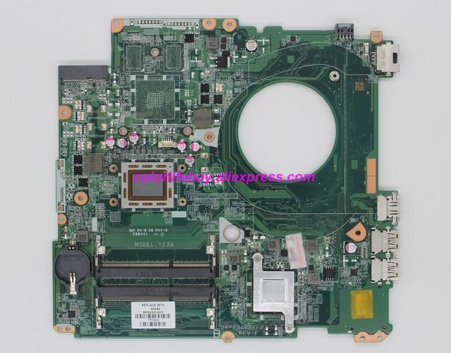 정품 800233 501 800233 001 uma A10 4655M 노트북 마더 보드 메인 보드 hp pavilion 17 17 f 17z f200 시리즈 노트북 pc 용