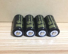 DING Ли Ши Цзя 10 шт. 16340 Батарея 3,7 В Перезаряжаемые 3800 мАч литий-ионный Батарея CR123A батареи для лазерной ручки ячейки