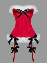 7b2e3ff253f Buy christmas corset and get free shipping on AliExpress.com