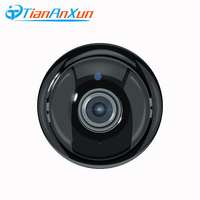 Tiananxun IP Mini Wifi Camera Wireless Security Wi Fi Cameras For Home Smart 180 Degree HD CCTV Surveillance SD card Yoosee