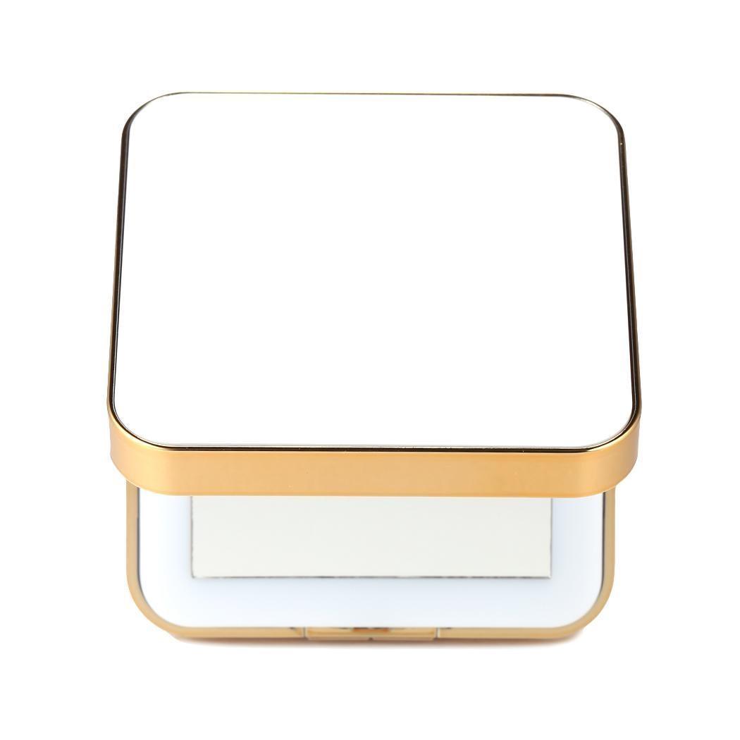Tragbare Verstellbare High Definition Klarheit Kosmetische 99g Led 0,4-0.5a Make-up 0,55 W Hause Im Freien Etc Spiegel Durchsichtig In Sicht