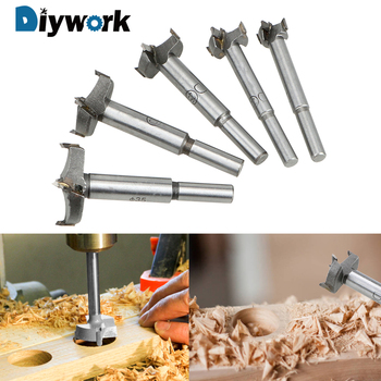 Drilling Pilot Holes Drill Bit Wood 15/20/25/30/35MM Hinge Boring Woodworking Hole Saw Cutter  Opener - discount item  25% OFF Drill Bit